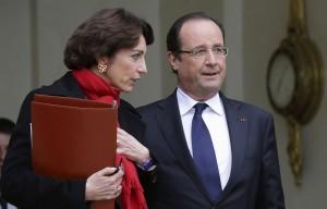 Marisol-Touraine-et-Francois-Hollande